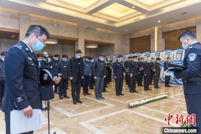 38岁杭州民警抗疫期间因公牺牲 告别式今举行图片