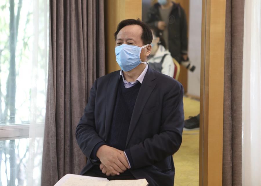 仝小林院士:清肺排毒汤总有效率97%,无一例患者由轻转重