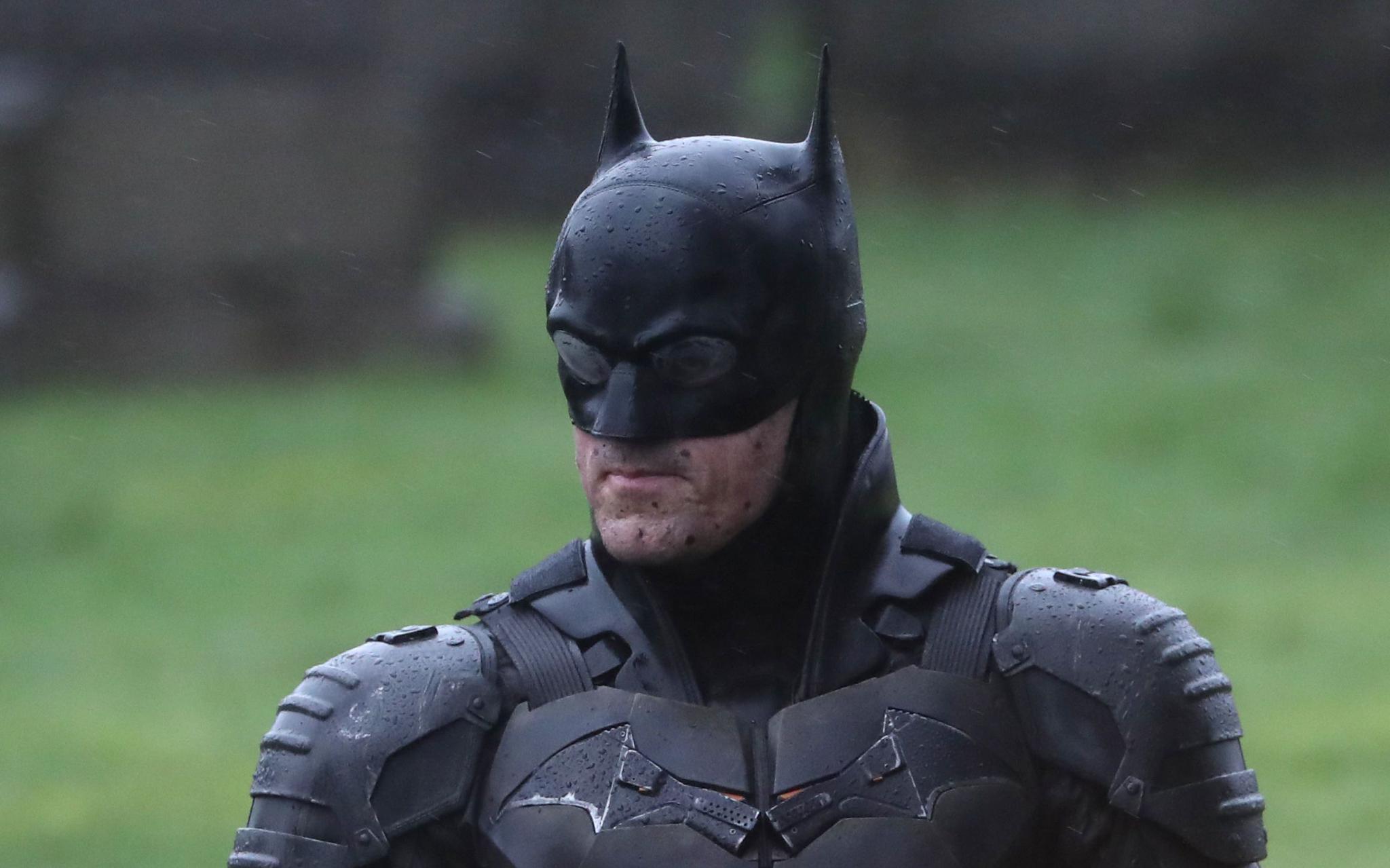停工两星期 !新《蝙蝠侠》暂停英国拍摄工作图片
