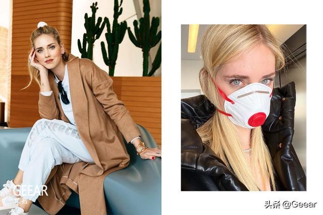 意大利时尚博主Chiara Ferragni,募得善款300万欧元用于抗疫