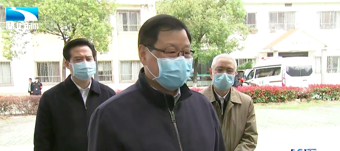 湖北省委书记应勇,沉痛哀悼因公殉职的援鄂医疗队员王烁图片