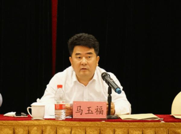 江西赣州市委统战部原部长马玉福被诉 涉包庇黑社会性质组织等罪图片