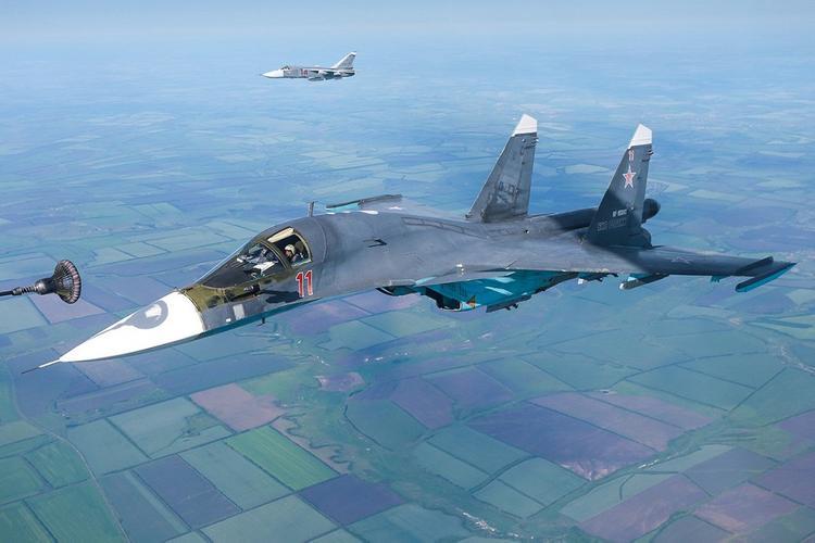 """俄罗斯战机涂装一直蔑视西方""""灰色公约""""。"""