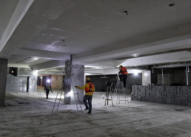"""2020年""""城南行动计划""""北京市重点工程多处复工图片"""