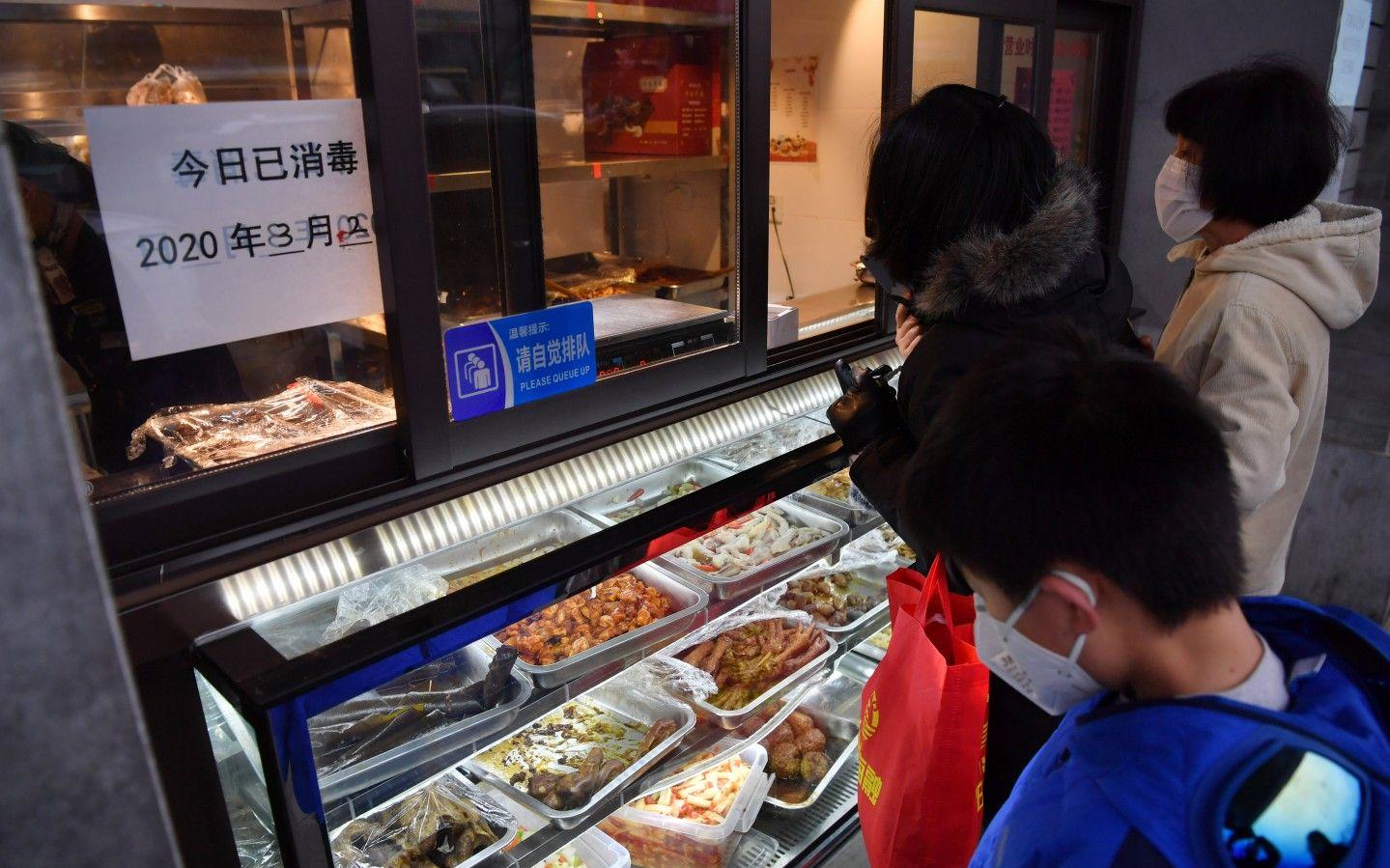 北京出台复工复产十条  涉及食住用行四方面图片