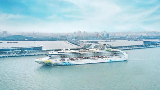 暂停大陆港口始发国际邮轮 产业链迎来大调整