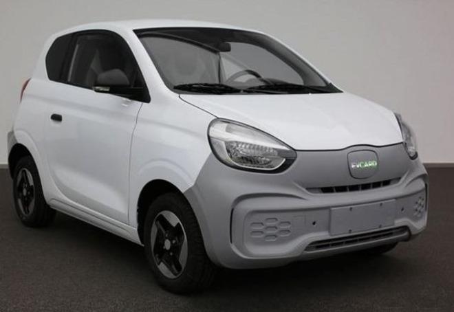 荣威全新微型纯电动车3月31日将上市 续航达300km