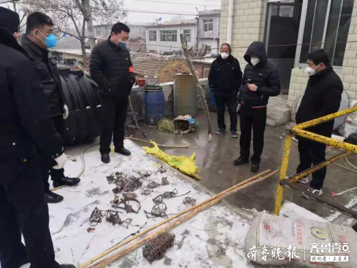 非法捕猎200余只野鸡 济南警方抓获两名犯罪嫌疑人
