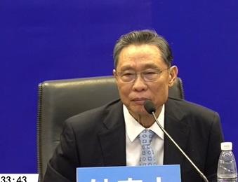 钟南山:美国据说九月份疫苗能用在人身上,中国也差不多图片