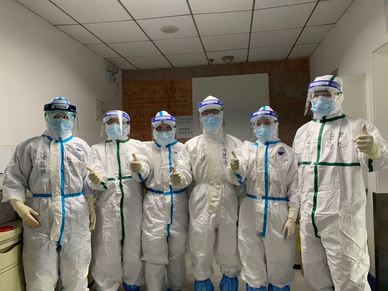 上海首支援汉社会医疗队的34天:直面生死,习惯高强度工作