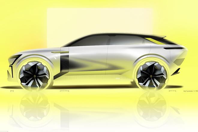 贴近实际的未来出行方案 MORPHOZ概念车亮点解析