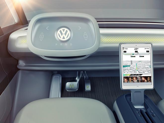 概念车大众I.D.Buzz将推出量产版 2022年推出