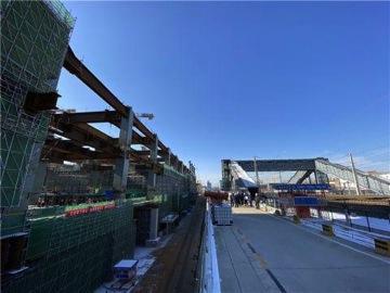城南地区29个项目计划年内开工图片