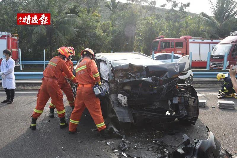 【视频】东线高速突发车祸!SUV追尾吊车!40岁司机不幸身亡!