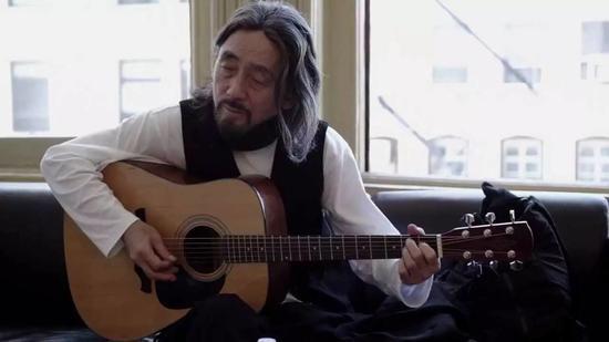 摩登日记|画家、音乐人,设计师山本耀司的多面人生图片