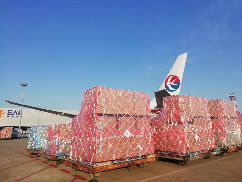 四地海关接力助100万个口罩、20万份测试剂盒零延时出口图片