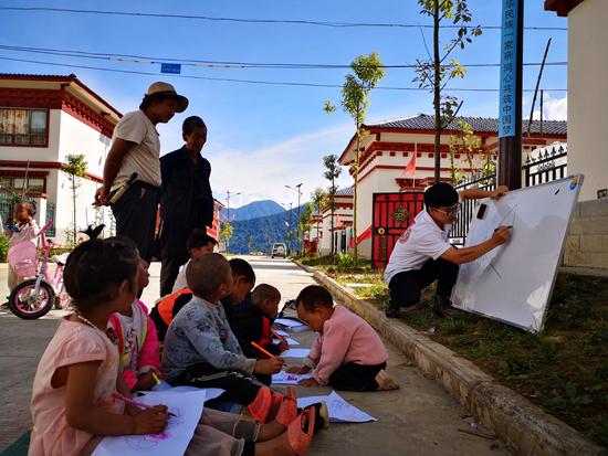 社会工作教育扶贫给西藏墨脱带来