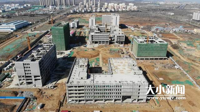 速度!哈尔滨工程大学烟台院区8月底投用!
