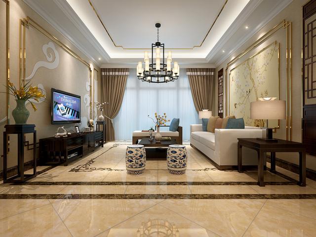 婆婆把246平米的房装修成这种现代风格,一进门就看呆了!