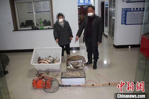 长航安庆警方重拳出击 破获长江生态犯罪23起