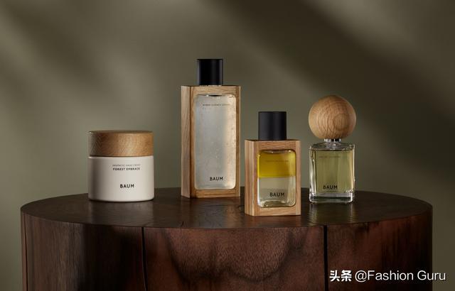 资生堂推出可持续高端护肤品牌Baum