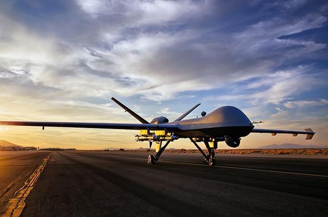 10年后的无人机长这样,航程远载荷大,微缩模型神似倾转旋翼机