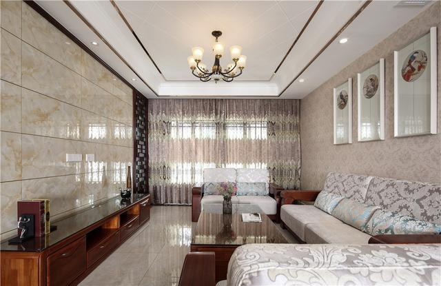 现代风格的140平米的四居室装修成这样,亲朋好友都艳羡-龙湖时代天街装修