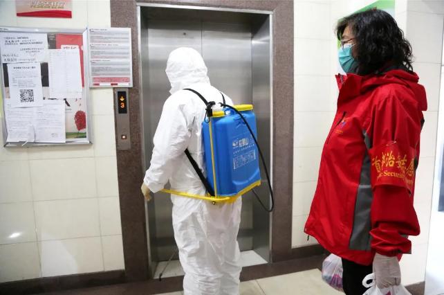 外交学院教授从美国回海淀隔离:社区防疫到位让我们安心图片