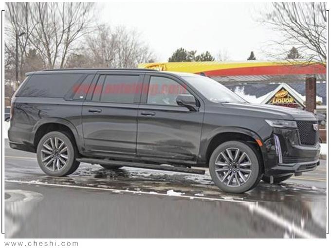 长!长!长!太长了 凯迪拉克全新SUV,这长度你见过吗
