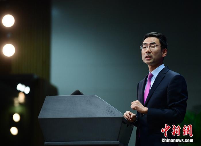 外交部:为全球抗疫贡献中国智慧、中国经验、中国处方图片