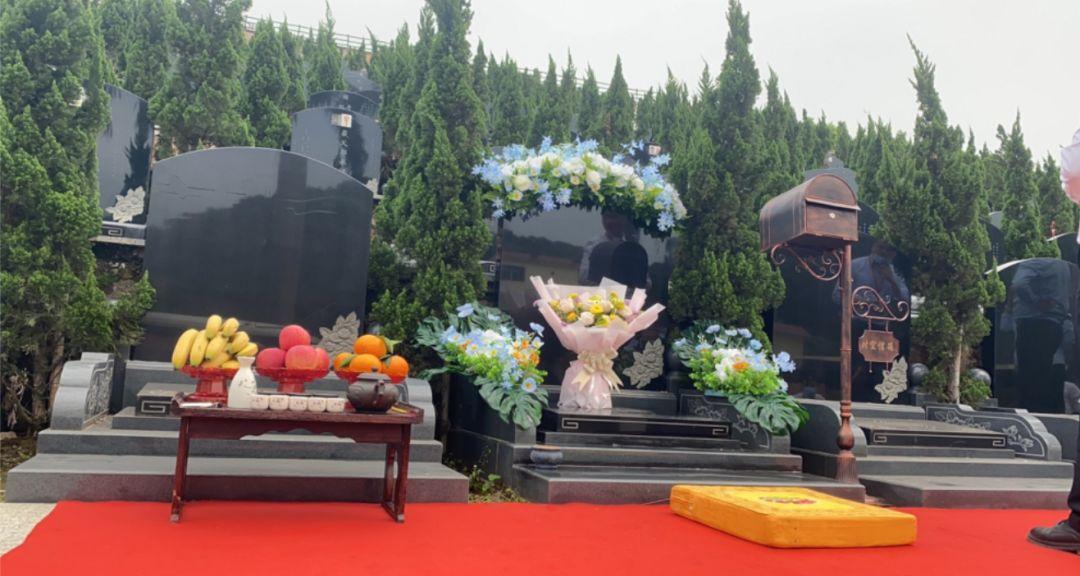 """清明广西墓园推出一对一代祭扫,还可""""云扫墓"""""""