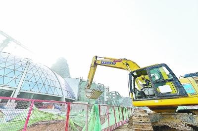 北京城市副中心复工项目344个 占