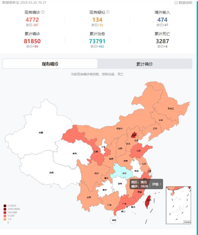 31省区市新增67例均为境外输入