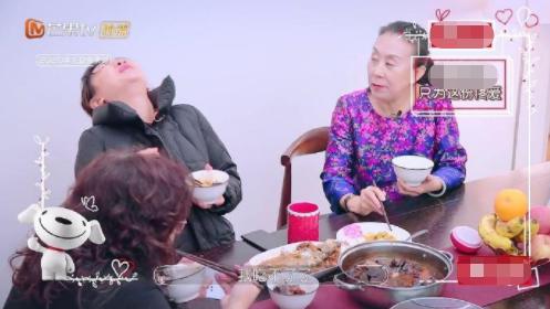 奥运冠军何雯娜,被恶婆婆逼哭了?