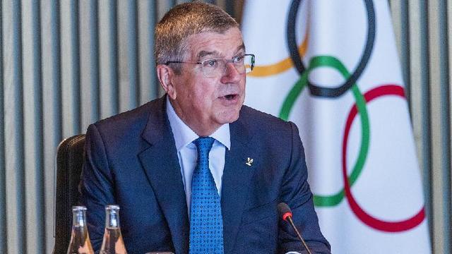 国际奥委会主席巴赫接受采访 详解推迟东京奥运会原因