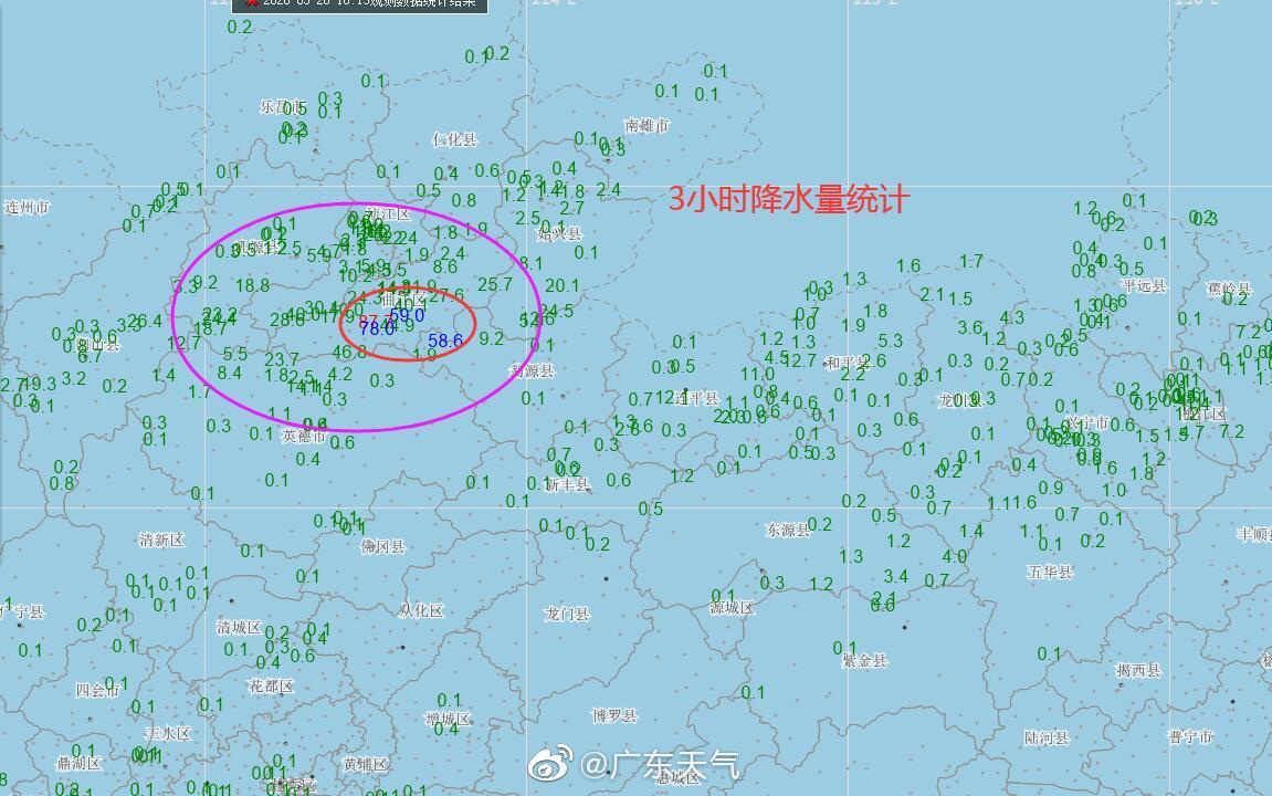 广东近日频繁遭强对流天气正常吗