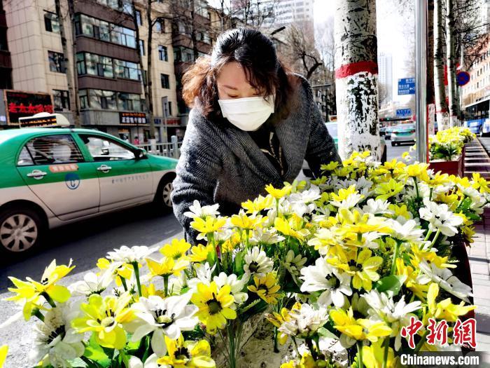 青海高原全面整治城乡环境卫生