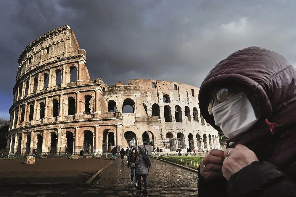 """意大利外长称赞""""一带一路""""拯救生命 中国已抗疫援助89国图片"""