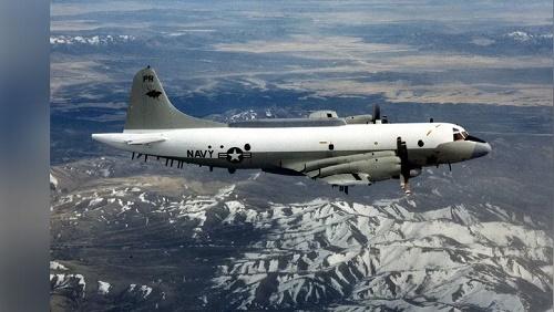 台媒:美军EP-3C电子侦察机连续二日窜飞台湾南部空域 台军称尽在掌控