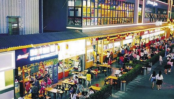 海南恢复营业餐饮企业3.6万多家