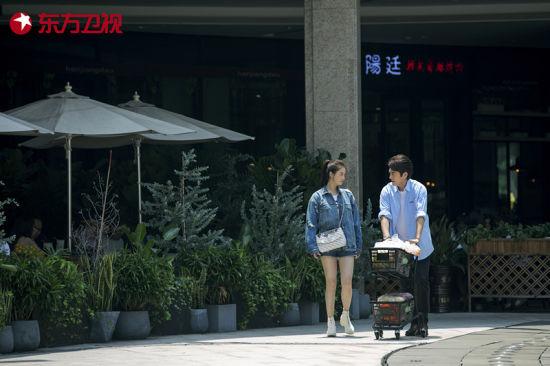 """《如果岁月可回头》热播 """"斜杠青年""""蒋欣:""""我不想成为江小美"""""""