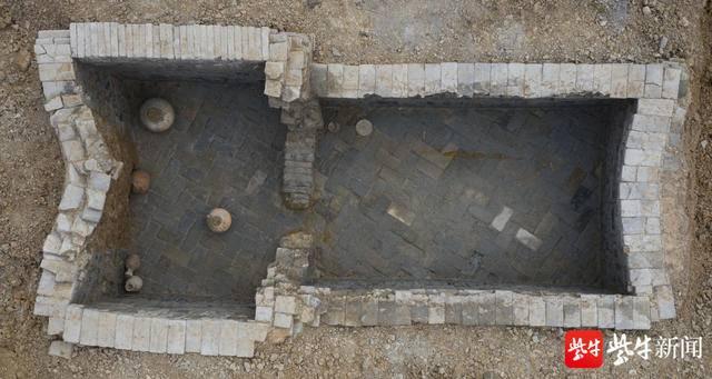 句容考古发掘一座汉墓, 出土随葬品17件(套)种类丰富