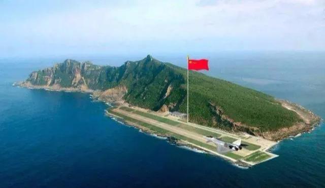 钓鱼岛为什么叫钓鱼岛?岛上究竟有多大,可以住人吗?