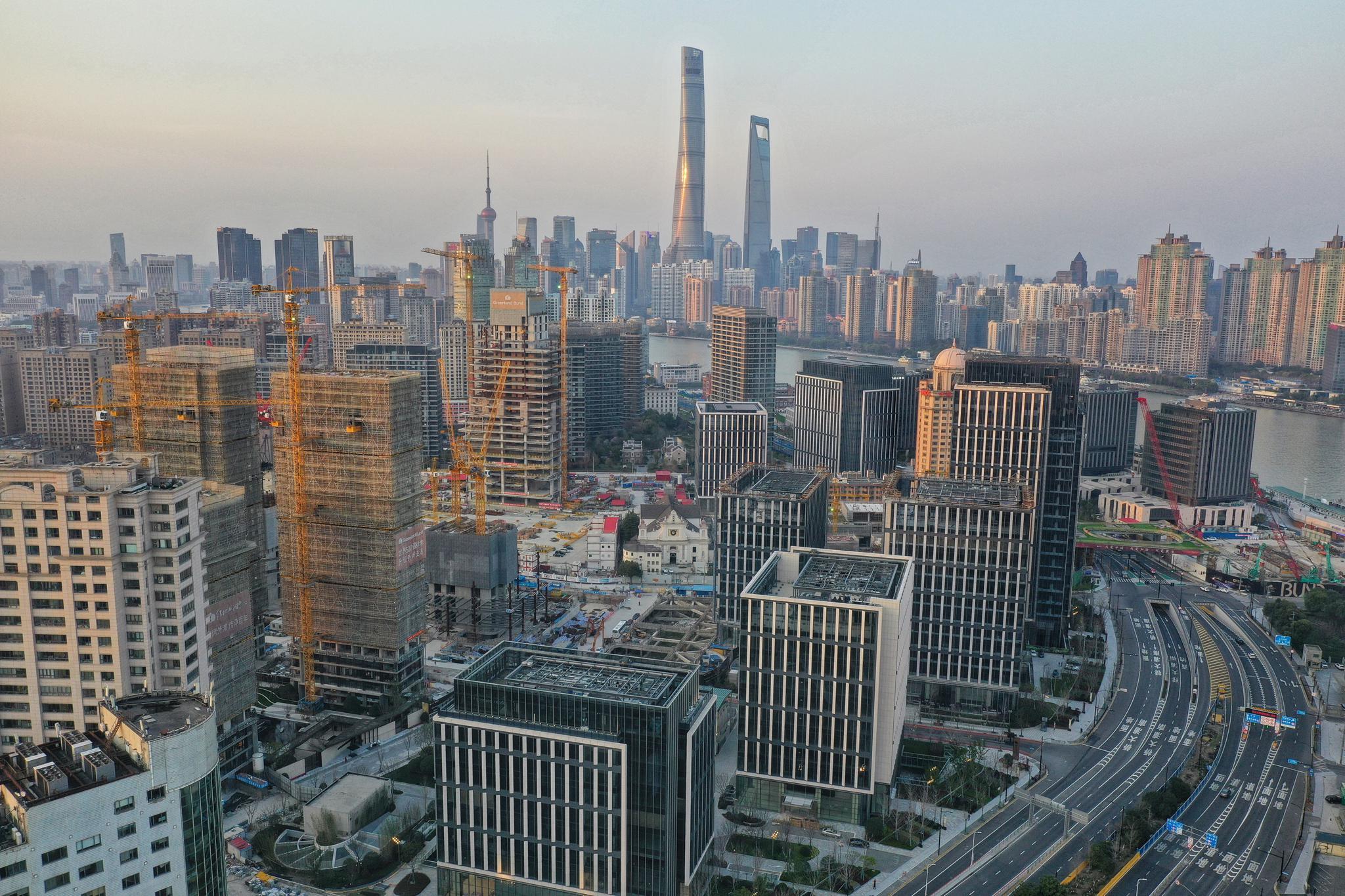 上海绿地董家渡项目网上开盘 单