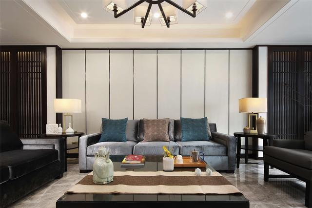 我家装修的142平米中式风格,全包花了28万元,值不值?-龙湖时代天街装修