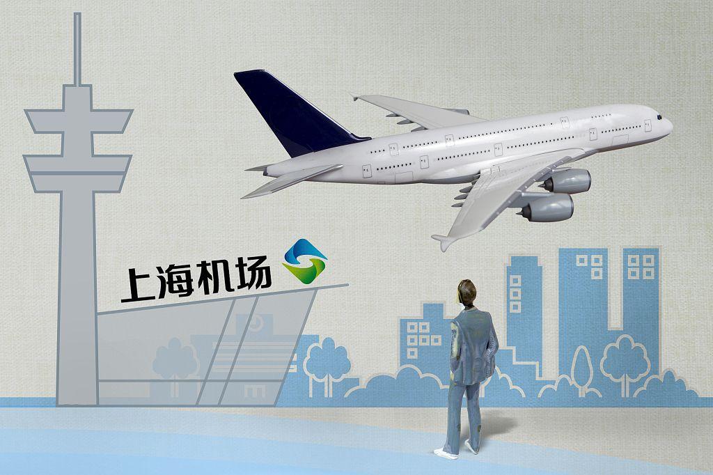 非航业务比航空业务多赚27亿 疫情下上海机场面临挑战图片