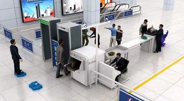 智慧安防 | 华北工控嵌入式计算机在多功能安检门中的应用