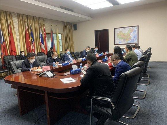 中国—东盟数字贸易中心研讨会在南宁华南城举行