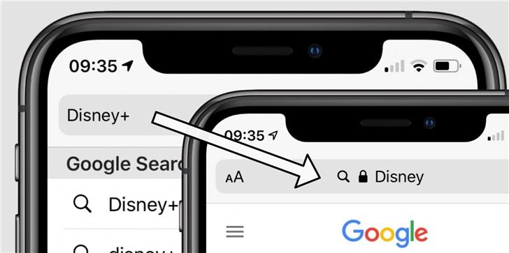 用户无法在iOS 13.4/macOS 10.15.4 Safari上用谷歌搜索加号