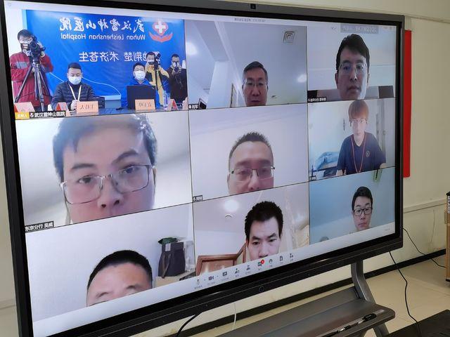 雷神山医院专家为29国华人华侨抗疫支招